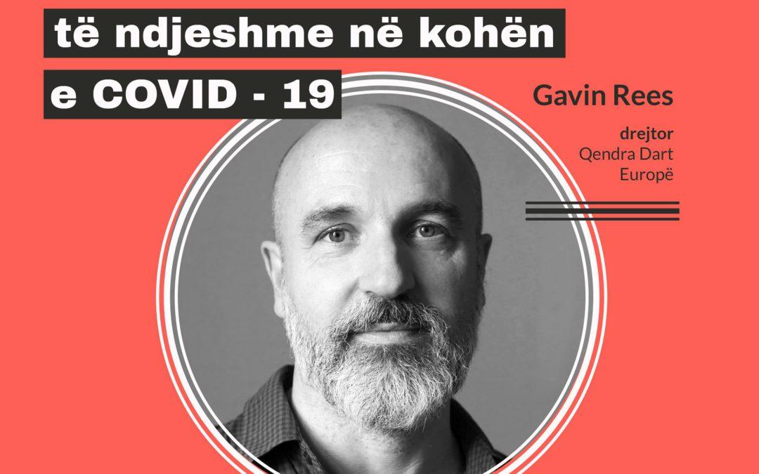 Realizimi i intervistave të ndjeshme në kohën e COVID-19