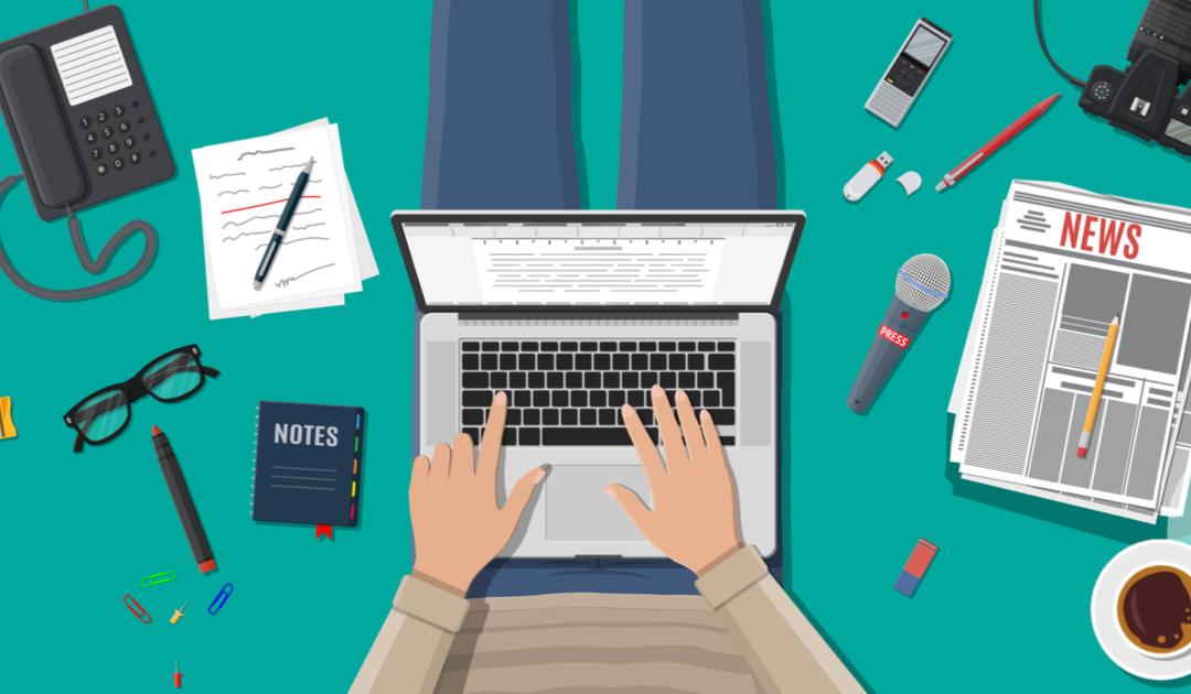 Dinamika e punës, zyret u ndryshuan për gazetarët gjatë Covid-19