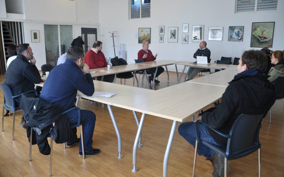 """Përmbyllet projekti """"Media  si mjet dialogu: Këmbimi i gazetarëve Kosovë-Serbi"""""""