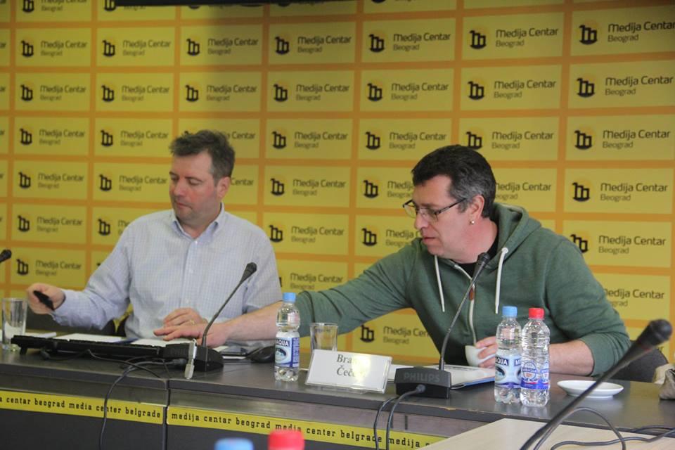 """Fillon """"Kosova-Serbia: Live"""""""
