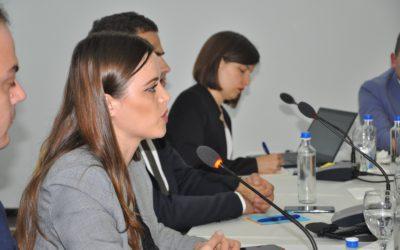 GlobalGirl Media Kosova në Konferencën e Bankës Botërore
