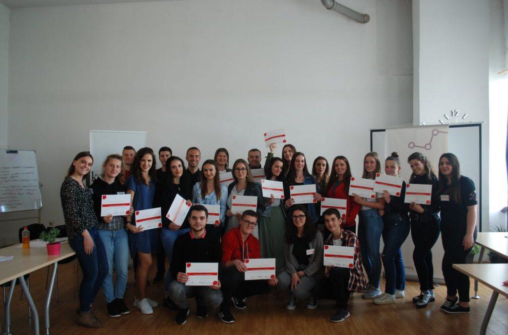 """""""Edukimi Mediatik"""" në Malishevë: Rritja e vetëdijes për identifikimin, vlerësimin dhe analizimin e informatave"""