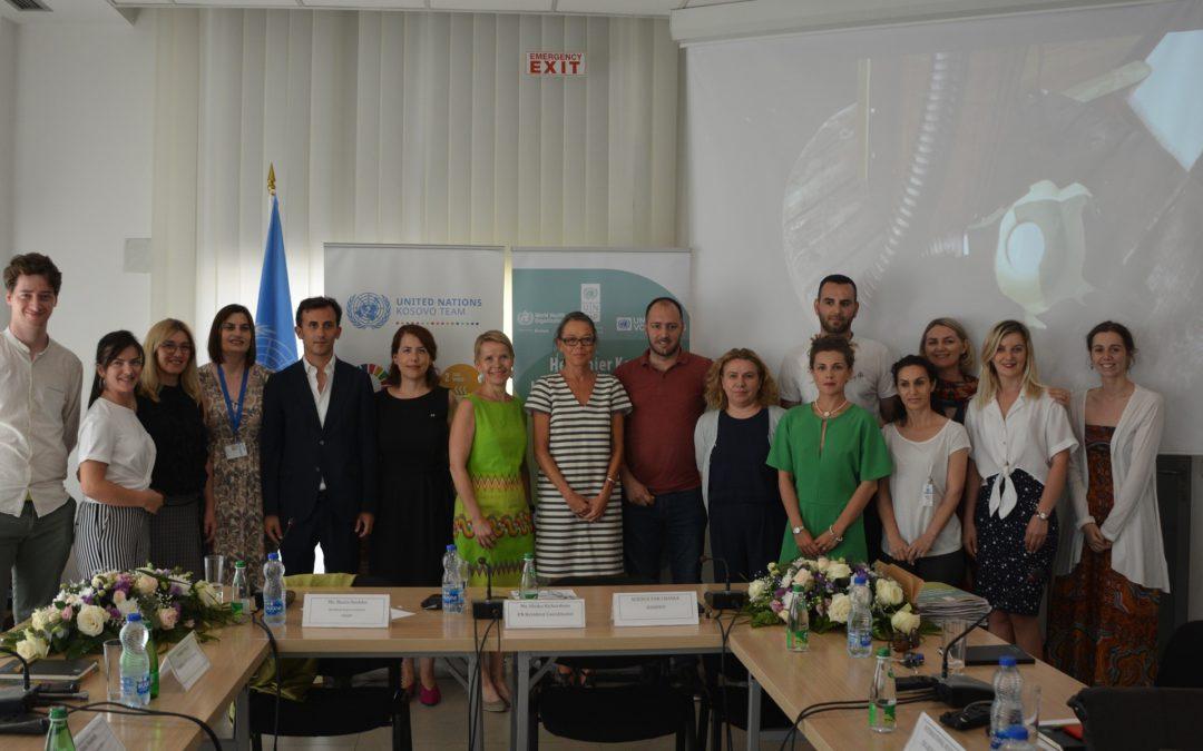 """""""Kosovë e Shëndetshme"""" – Edukimi i grave për një mjedis më të pastër dhe më të shëndetshëm"""