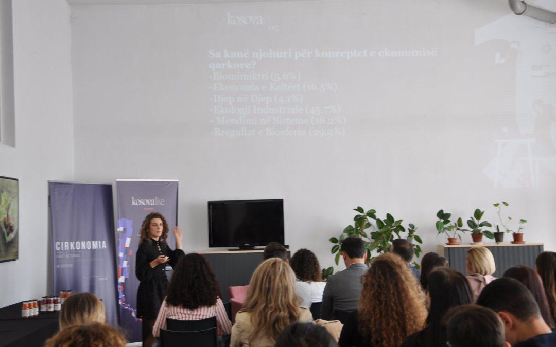 Cirkonomia: Konferenca e Parë mbi Ekonominë Qarkore në Kosovë