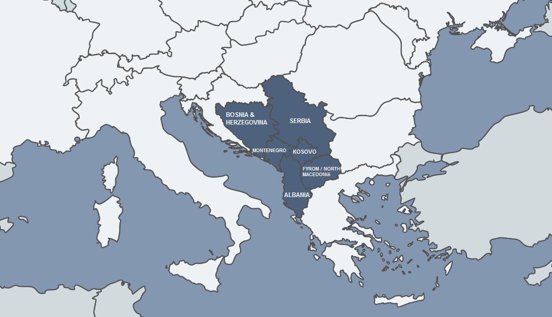 Ballkani Perëndimor i lirë të shprehet: Shoqëria, armiku më i madh