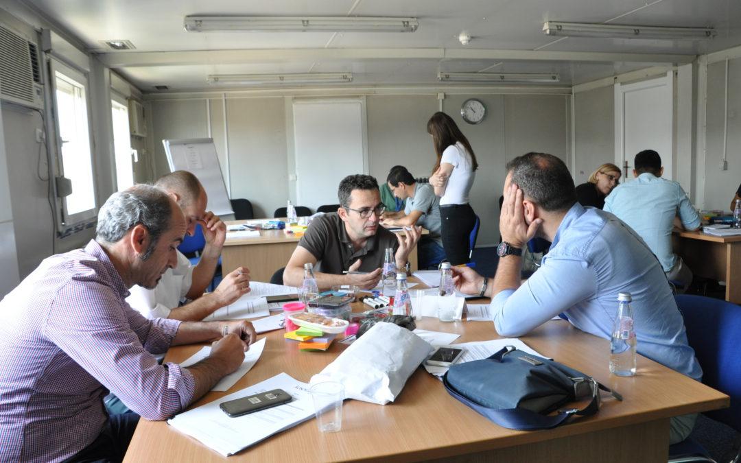 Punëtoria Inovative për Mendimin Dizejnues mbajtur me OSBE