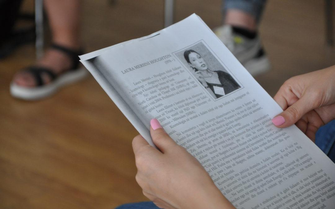Nga Leximi në Frymëzim dhe Fuqizim