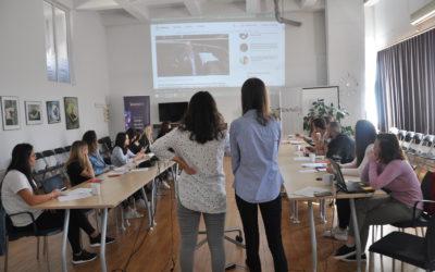 """Internship & Mentorship Program"" training – Day I"