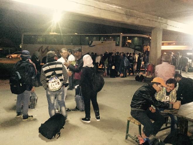 Trafikantët ballkanas të sirianëve