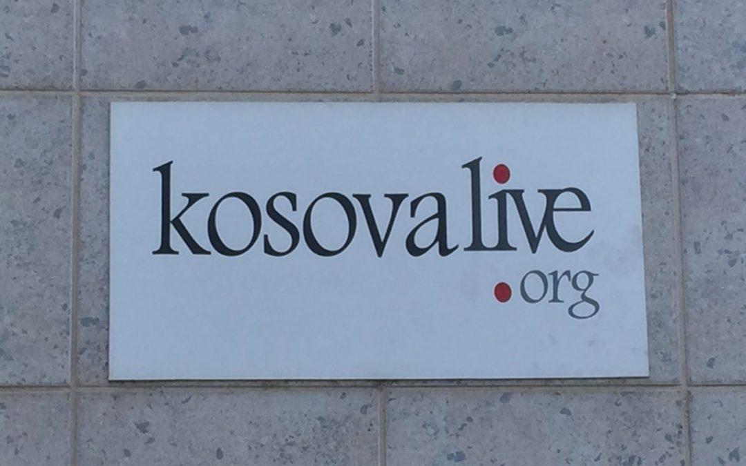 """Një mjegulli e krijuar me përvetësimin e emrit """"KosovaLive"""""""