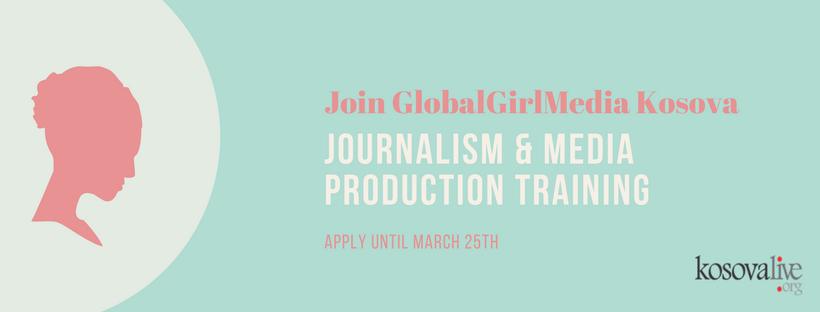 Trajnim Profesional në Gazetari dhe Produksion Medial