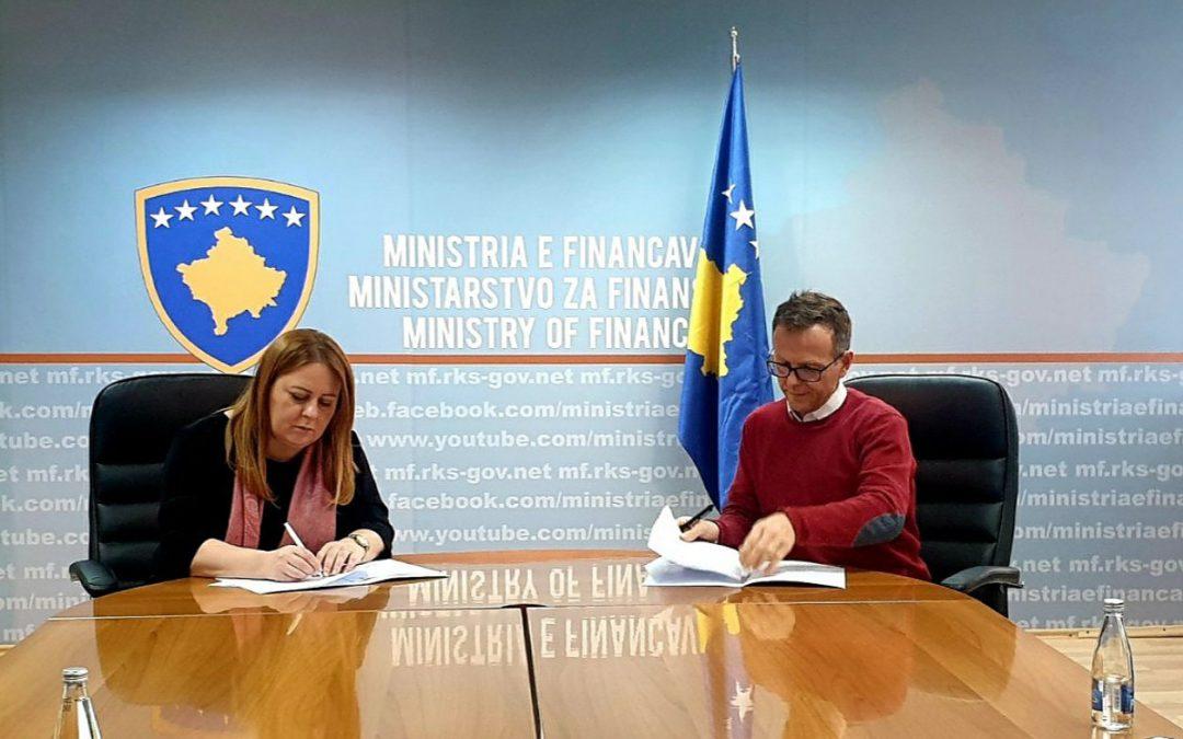 MF dhe FKGK marrëveshje bashkëpunimi për subvencionimin e tarifës së garancisë