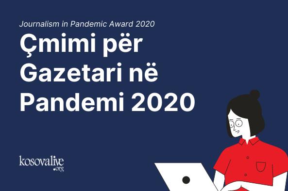 Çmimi për gazetari në pandemi 2020