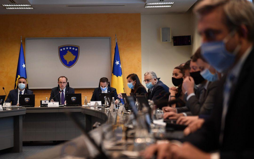 Kosova ndihmon Kroacinë me 100 mijë euro