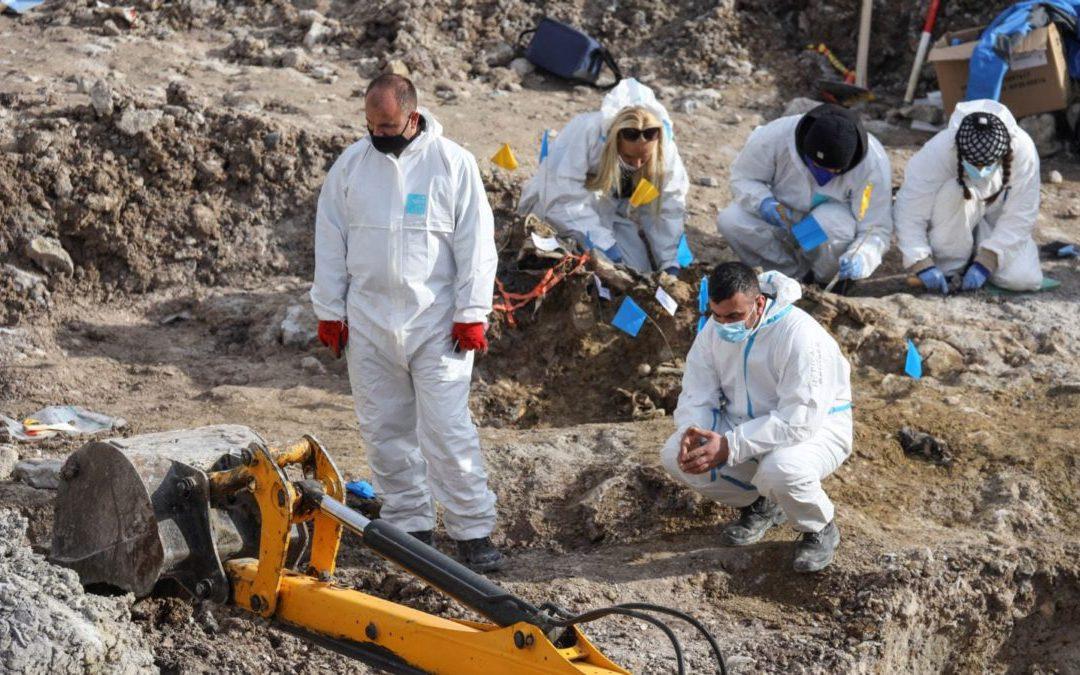 Vazhdojnë gërmimet në Kizhevak
