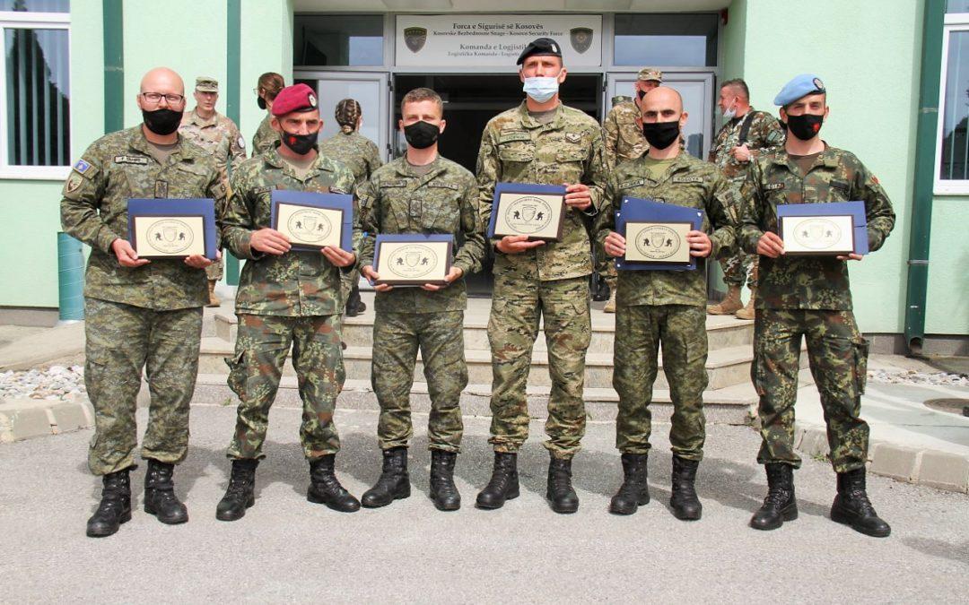 """Gara """"Ushtari më i mirë"""", bënë bashkë FSK-në me ushtritë e vendeve partnere"""